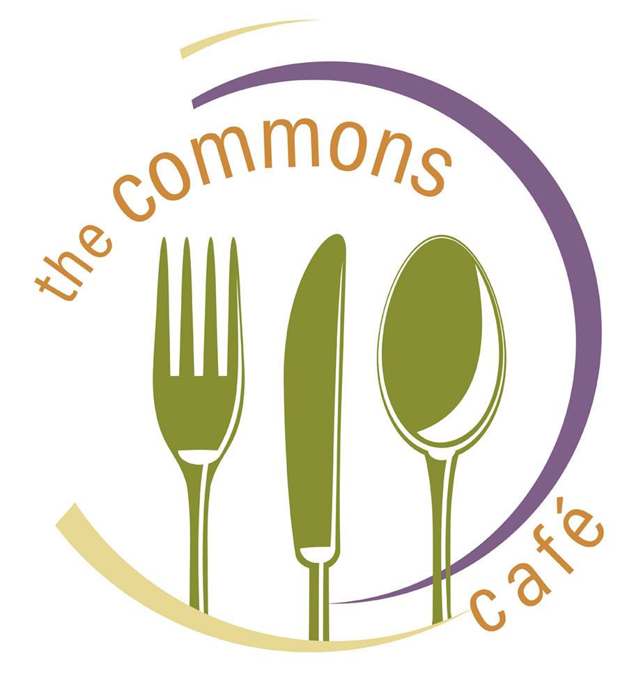 Swedish American The Common's Cafe logo